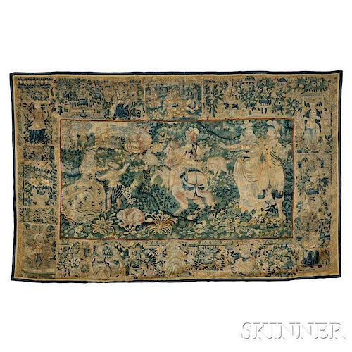 Continental Verdure Tapestry