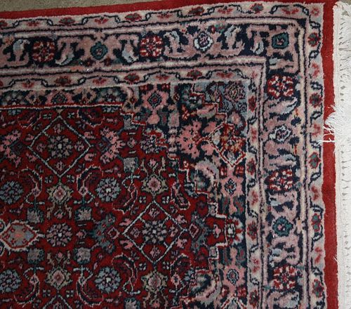"Contemporary Persian Oriental scatter rug, 2' 4"" x 4' 8"""
