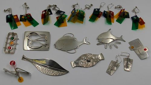 JEWELRY. Sterling Hans Christensen Jewelry.