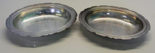 STERLING. Two International Silver Open Vegetables