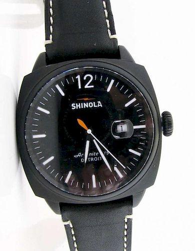 Shinola argonite 715 watch by wickliff auctioneers 539468 bidsquare for Argonite watches