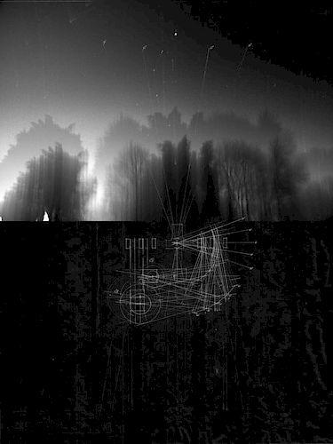 Loren Howard, Drawing Machine Drawing Stars