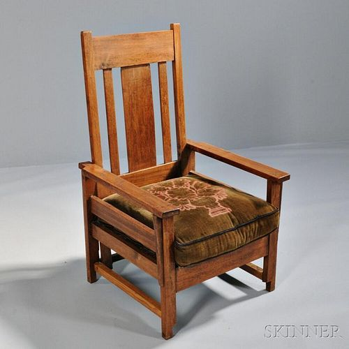 Arts and Crafts Armchair