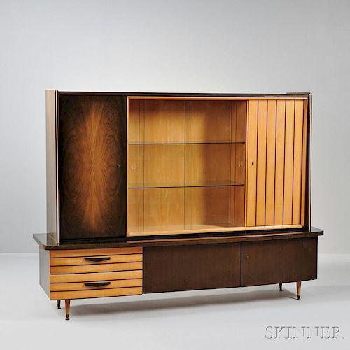 Streamline Design Cabinet