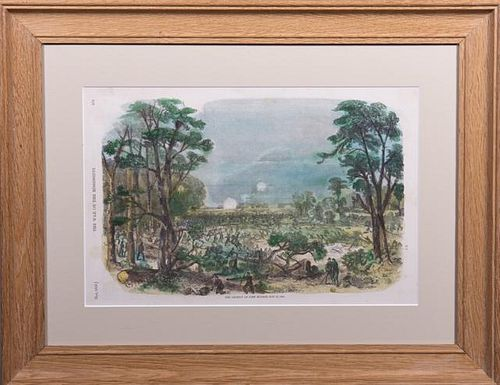 """""""The Assault on Port Hudson, May 27, 1863,"""" May 18"""