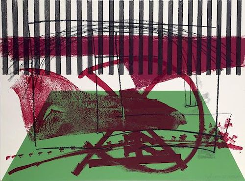 Moshe Kupferman, Untitled