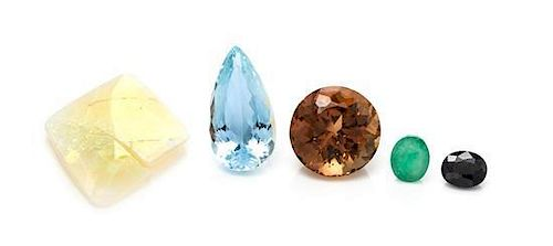 A Collection of Loose Gems,