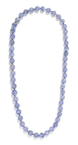 * A Collection of Bead Necklaces, 102.40 dwts.
