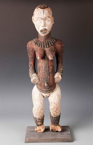 African Idoma Female