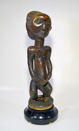 Rare Old Hemba Singitti Ancestor Sculpture