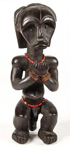 Fang Reliquary Iberi Figure