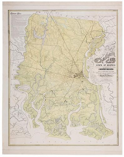 Map of Chatham County State of by Brunk Auctions - 590987 ... Savannah Georgia State Map on georgia's state map, concord state map, savannah georgia city, savannah georgia county, savannah georgia people, twin falls idaho state map, la jolla california state map, savannah georgia history, kansas city missouri state map, savannah georgia census, savannah midtown map, savannah missouri map, savannah georgia museums, savannah georgia wildlife, savannah georgia hotels, savannah georgia flag, savannah georgia culture, savannah georgia information, park city utah state map, nyc state map,
