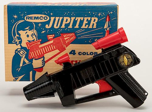 Jupiter Four Color Signal Gun