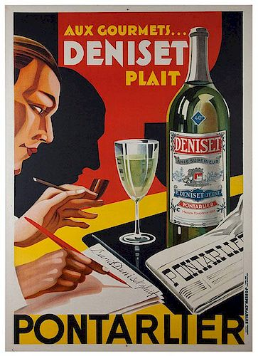 Deniset Plait, Pontarlier