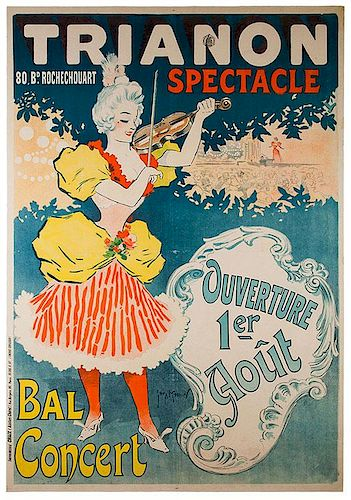 Trianon Spectable Bal Concert