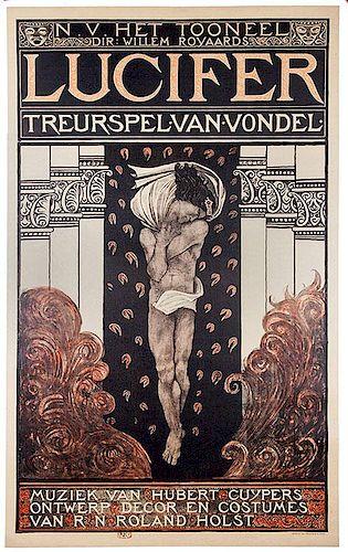 Lucifer, Treurspel Van Vondel