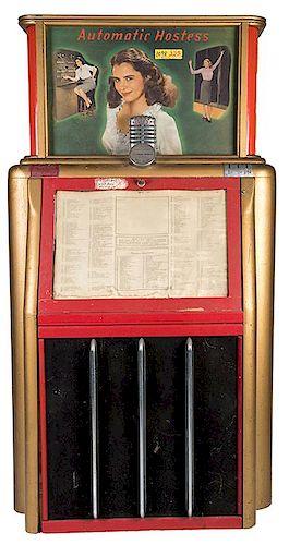 Automatic Hostess Juke Box