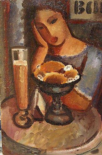 John Buckland-Wright (1897-1954) British Modernist Painting
