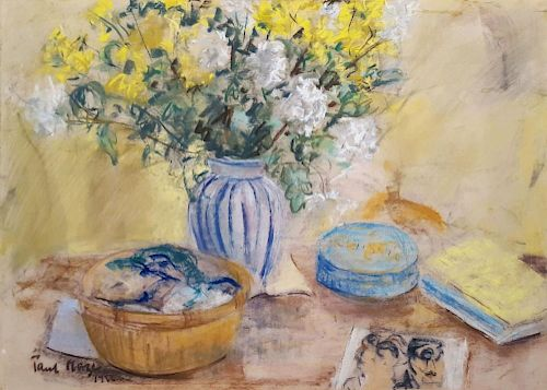 Paul Lucien Maze French Impressionist Churchill British
