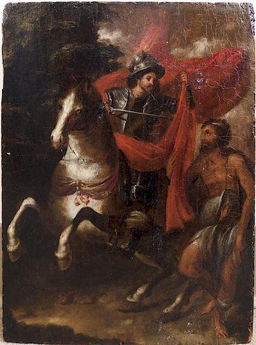 Theodoor van Thulden (1606-1669), attr. Old Master Flemish