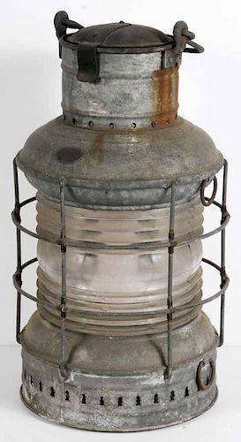 Heavy Metal Lantern