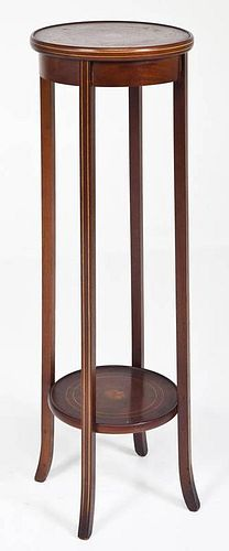 Federal Revival Plant Stand