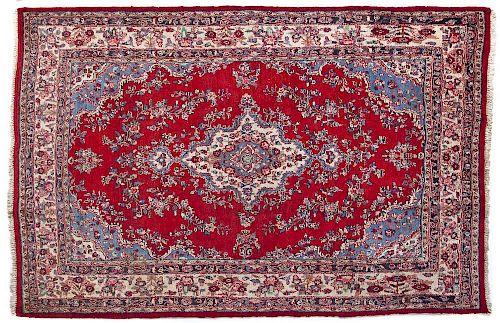 Persian Kerman Room Size Rug