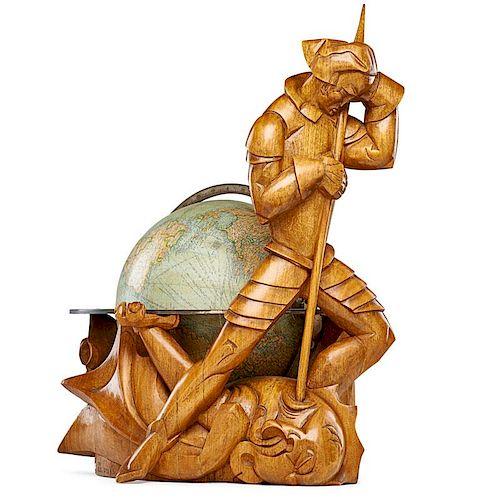 ALBERT POELS 1939 World's Fair sculpture