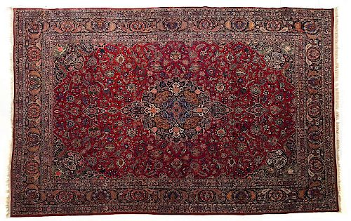 Persian Tabriz Room Size Rug