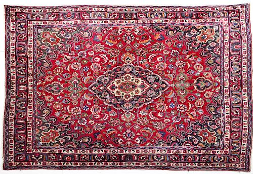 Kerman Room Size Rug Iran