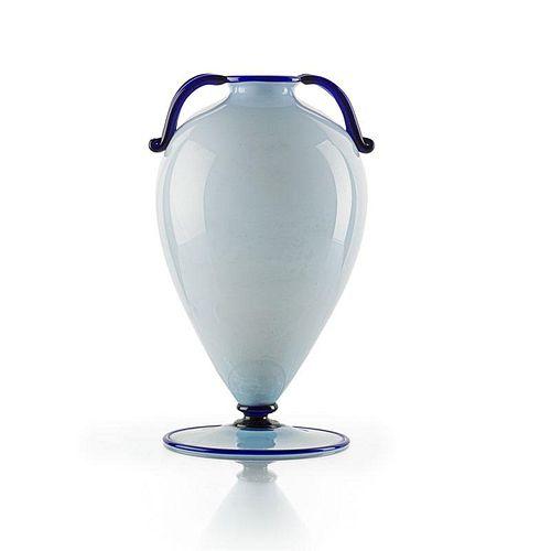 NAPOLEONE MARTINUZZI Glass vase