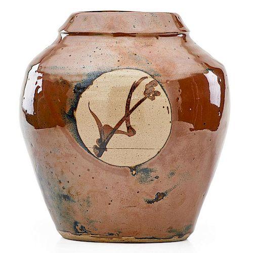 SHOJI HAMADA Large vase