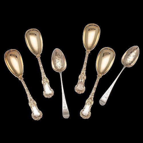 dating georgian silver