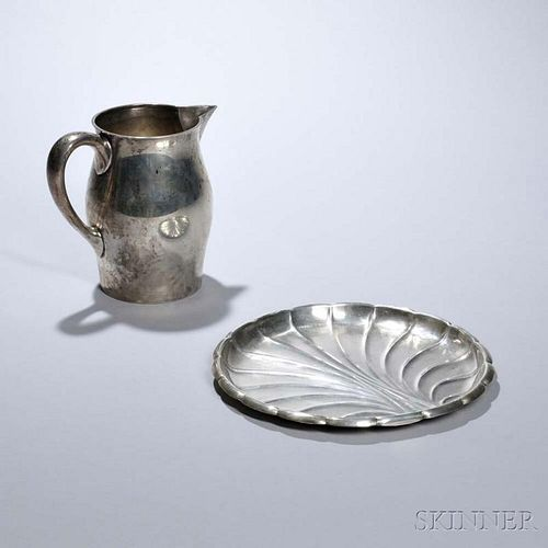 Two Pieces of Reed & Barton Sterling Silver Tableware
