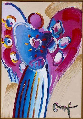 Peter Max (American, 1937-)