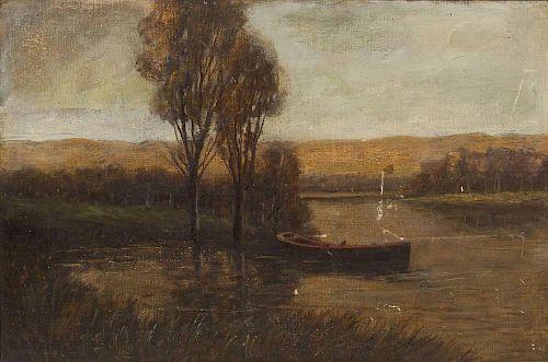 Harry D. Froot (Belgian 20th Century)