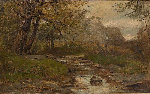 Hugh Newell (Irish 1830-1915)