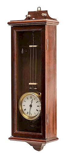 Robert-Houdin Electric Pendulum Clock