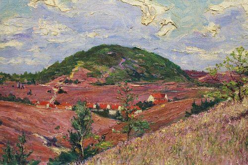 20th C. Southwest American School Impressionist