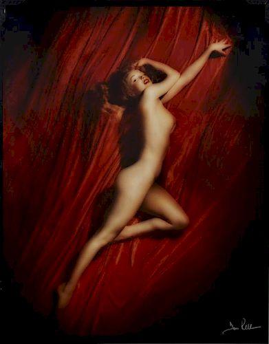 "Tom Kelly (1914-1984), ""Marilyn Monroe, Pose #2, """