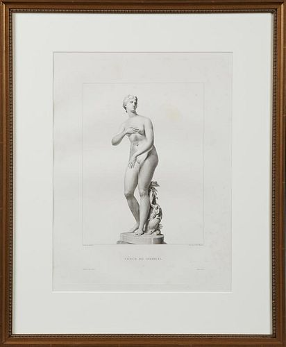 "Pierre Bouillon (1776-1831), ""Venus De Medicis,"" 1"