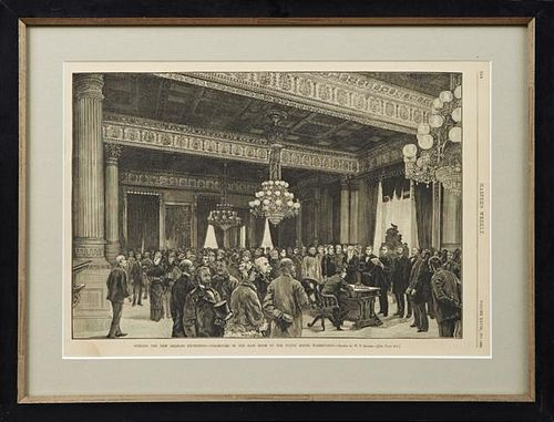 """""""Opening the New Orleans Exposition - Ceremonies i"""