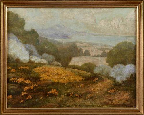 """Edward Willis Scripps (1854-1926), """"California Coa"""