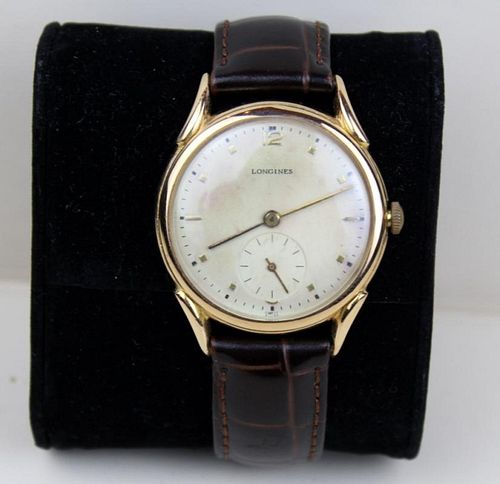 Longines vintage men's watch