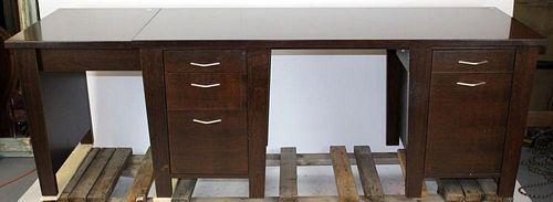 Storehouse Furniture executive desk