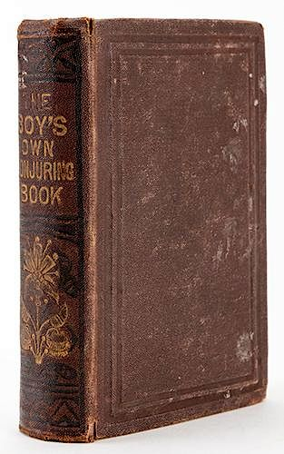 Boy's Own Conjuring Book