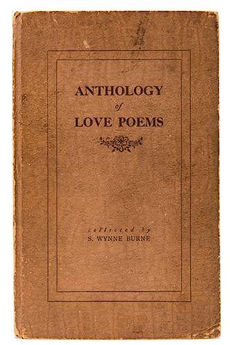 Anthology of Love Poems