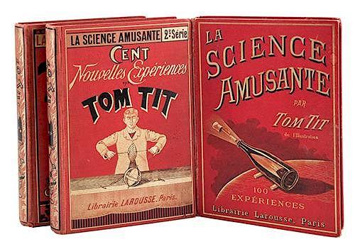 La Science Amusante, Vols. 1-3