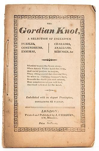 Gordian Knot, (The)