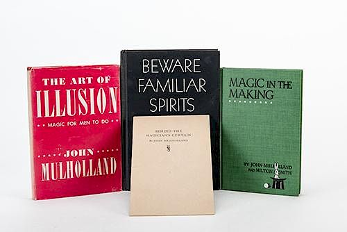 Three Books and a Program